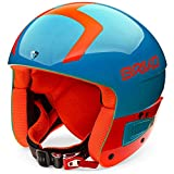 Briko Vulcano fis 6.8 ' Junior Casque de Ski/Snow, Enfants XS Bleu