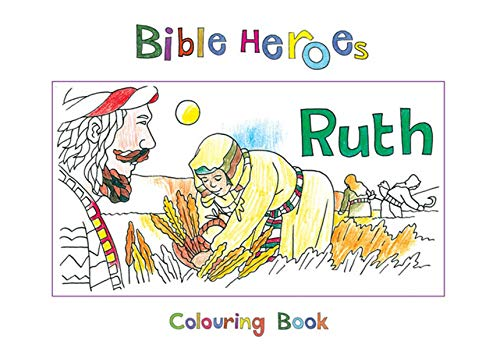 Bible Heroes Ruth (Bible Art)