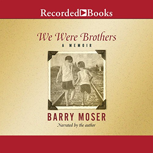 We Were Brothers audiobook cover art