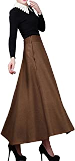 Best camel skirt wool Reviews