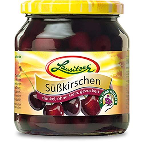 Lausitzer Süßkirschen (720 ml Glas)