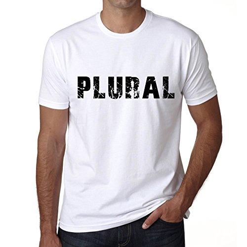 Herren Tee Männer Vintage T shirt plural