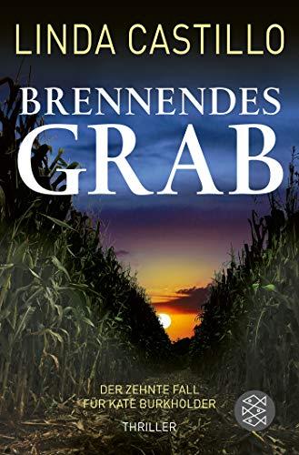 Brennendes Grab: Thriller (Kate Burkholder ermittelt, Band 10)