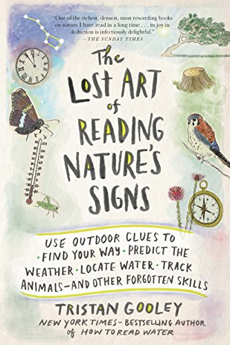 The Lost Art of Reading Nature's Signs: Use Outdoor Clues