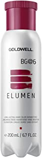 BG@6 Color Elumen Goldwell 200 ml.