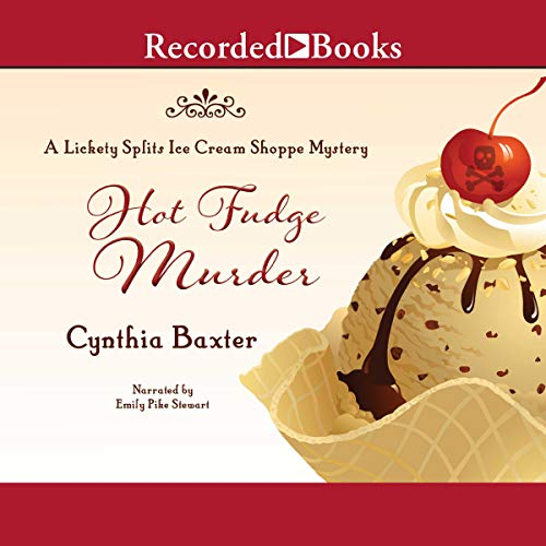 Hot Fudge Murder audiobook cover art