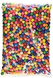 Dubble Bubble (14 mm size) small-gum balls bulk- 2 Pounds