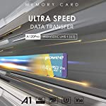 64GB Micro SD Card with Adapter,U3 MicroSDXC Card for Nintendo Switch, V30 Memory Card for Gopro Hero 7 Hero 8 Android… 10 U3 V30 High Speed: Read speed up to 100MB/s, write speed>35MB/s. High transfer speed will save your time of the data transferring.( Actual test speed base on USB3.0 card reader in USB3.0 Port, for devices that don't support UHS-I or USB2.0 port, the transmission speed will be different due to interface limitations.) Great Value for Nintendo Switch! Also great value for action camera like Gopro hero 7 hero 8 black,Yi, DJI Mavic Air Mavic Pro Series Phantom 4 Pro Phantom 4 Pro V2.0 Phantom 4 Advanced and other Drones. Good for 4K UHD video recording and high quality pictures. Good performance for use in Android Smartphones,Drones,Tablets, Action Cameras, Digital Cameras, Dash Cam, DSLRs and more. COMPATIBILE with most of the smart phone like Samsung Galaxy S10 S10+ S10e S9 S8 S7 A9 A6 A6+ Note 9 8 Tab S4 S3 J3; LG K30 G7 Q7 Q Stylus V40 V35; Sony Xperia XZ2 Premium Compact L2 XA2 Ultra Plus XZ1 L1 XZ; Amazon Fire 7 Fire HD 8 Fire HD 10; Moto E5,E6,G6,G7,Z3,Z4,Moto One