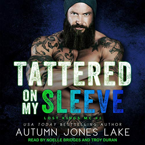 Tattered on My Sleeve Audiobook By Autumn Jones Lake cover art
