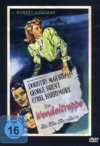 DIE WENDELTREPPE - by Robert Siodmak