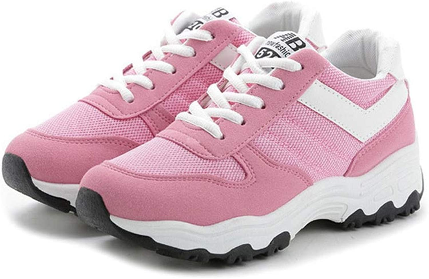 Womens Wedge Sneakers Casual Soft Sole Cotton Fabric Lace Up Low Top Athletic Running Walking shoes