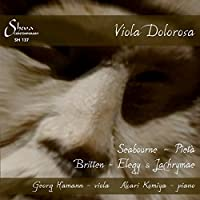 Seabourne/Britten: Pieta/Elegy