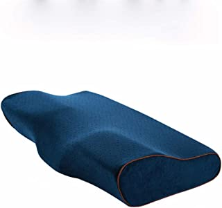 Lacomfy Memory Foam Pillow for Sleeping, Cervical Pillow for Neck Pain, Head and Neck Support for Back, Stomach, Side Slee...