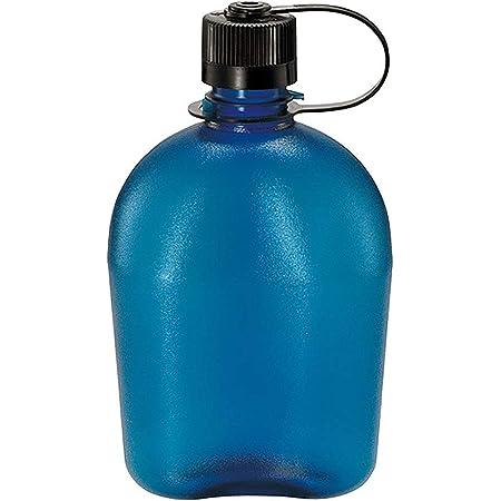 Outdoor Wandern grau Fassungsvermögen: 1 Liter Trinkflasche Nalgene Oasis