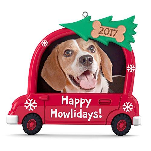 Hallmark Dog Photoholder Keepsake Christmas Ornaments