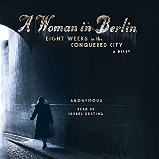 A Woman in Berlin audiobook cover art