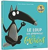 Le Loup qui apprivoisait ses émotions (édition collector / tirage limité)