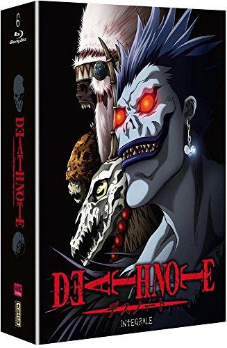 Death Note-Intégrale Blu-Ray