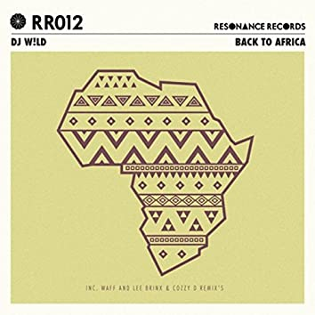 Back To Africa EP