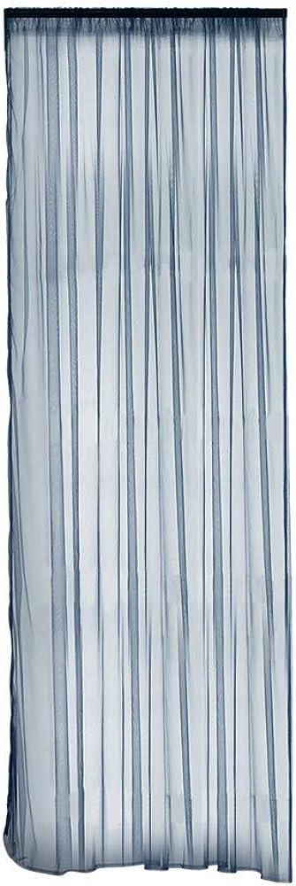 150x100cmHxB Yonlanclot Einteiliger Gazevorhang aus Mesh,Lichtdurchl/ässiger 1 St/ück