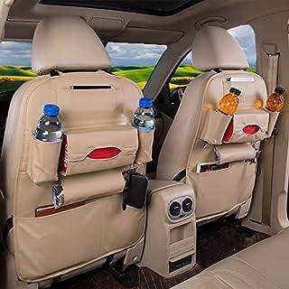 WOSOSYEYO Universale Seggiolino Auto Copertura Posteriore di Protezioni per i Bambini Protezione Schiena dei posti Auto Copre per Il Bambino da Mud Dirt
