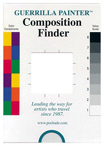 Guerrilla Painter 2250 Composition Finder , White