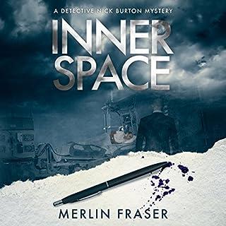 Inner Space audiobook cover art