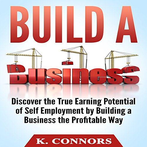 Build a Business audiobook cover art
