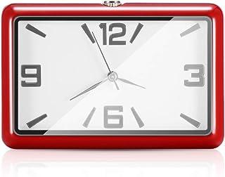 Mini orologio luminoso da applicare alla bocchetta dellaria dellauto Volwco