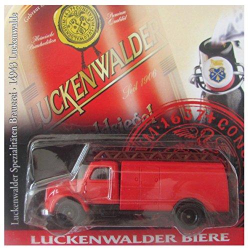 Luckenwalder Nr Biere - Magirus Deutz Sirius - Feuerwehr Oldie