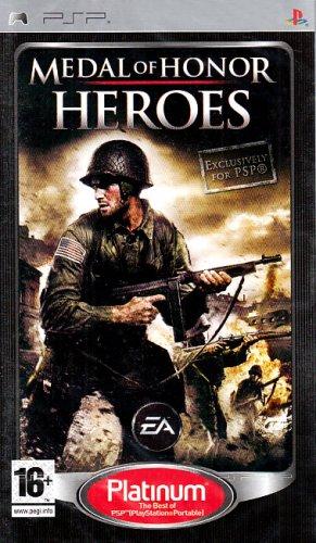 Medal of Honor Heroes: Platinum (PSP) [Importación inglesa]
