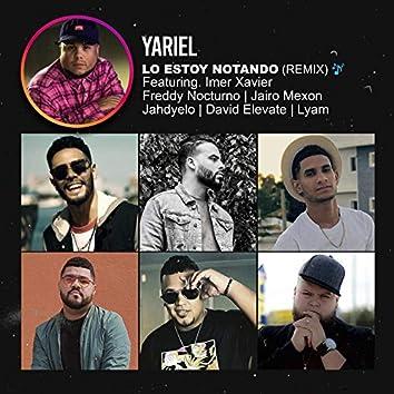 Lo Estoy Notando (Remix)