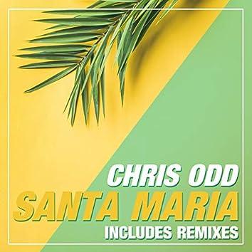 Santa Maria (Including the Remixes)