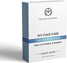 The Man Company Facial Kit (5 Steps Face Care) | Made in India