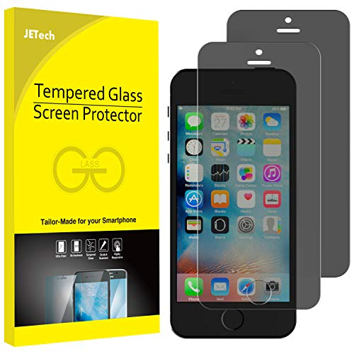 JETech Privacy Screen Protector for iPhone SE (2016 Edition), iPhone...