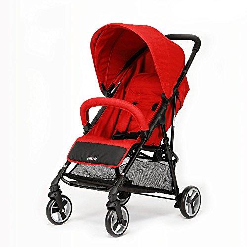 BIBA Single Stroller (Red)