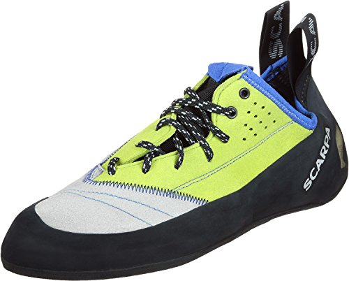 Scarpa Velocity Lace lightgray/lime fluo 43.5 EU