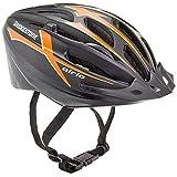 ブリヂストン(BRIDGESTONE) エアリオ ヘルメット ブラック CHA5456 B371300LB M (頭囲 54cm~56cm)