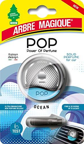 Set 12 ARBRE MAGIQUE Pop Océan Déodorant Avec Crochet Solide Parfum Pour les voitures