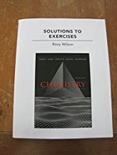 Solutions to Exercises for Chemistry: The Central Science 12th edition by Brown, Theodore E. (2012) Paperback