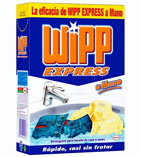 Wipp Express–Handarbeit–Waschmittel für Waschen Kleidung–500g