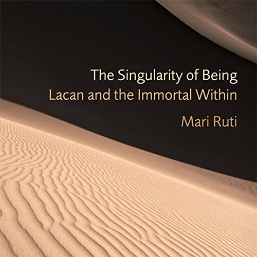 The Singularity of Being audiobook cover art