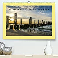 Landschaften auf Fischland-Darss-Zingst (Premium, hochwertiger DIN A2 Wandkalender 2022, Kunstdruck in Hochglanz): Stimmungsvolle Landschaften an der Ostsee (Monatskalender, 14 Seiten )