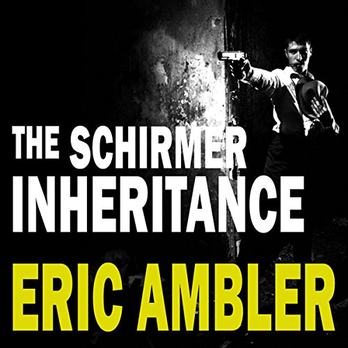 The Schirmer Inheritance cover art