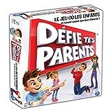 Spin Master Games - 6041053 - Jeu de Société - Défie Tes Parents - Version française