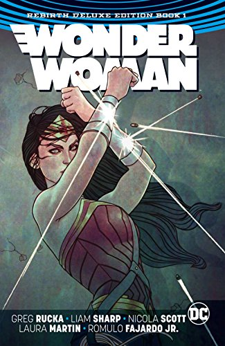 Wonder Woman: The Rebirth Deluxe Edition - Book 1 (Wonder Woman (2016-)) (English Edition)