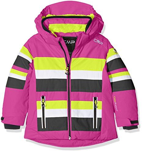 CMP Mädchen Skijacke, Hot Pink, 110