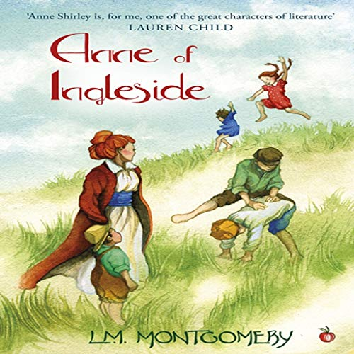 Anne of Ingleside: With Classic Original Illustration (English Edition)