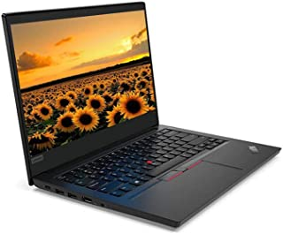 Lenovo ThinkPad E14 Core i7-10510U 8GB DDR4 RAM 1TB HDD 14 Inch FHD AMD RX640 2GB VGA FP 720P HD Camera Dos 20RA000KAD (14...