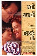 Lorenzo's Oil Movie Poster (27 x 40 Inches - 69cm x 102cm) (1992) -(Nick Nolte)(Susan Sarandon)(Zach O'Malley-Greenberg)(Peter Ustinov)(Kathleen Wilhoite)(Gerry Bamman)